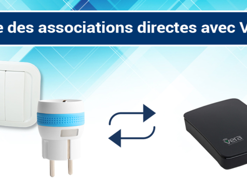 Faire des associations directes avec VERA