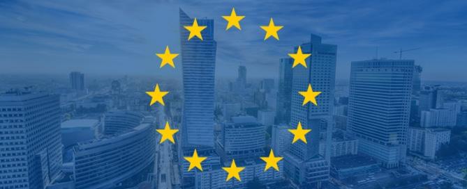 europe et bâtiments connectés