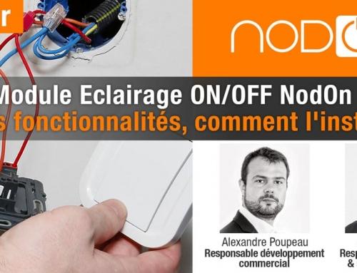 Module Eclairage ON/OFF : quelles fonctionnalités, comment l'installer ?