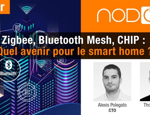 Zigbee, Bluetooth Mesh, CHIP : Quel avenir pour le smart home ?