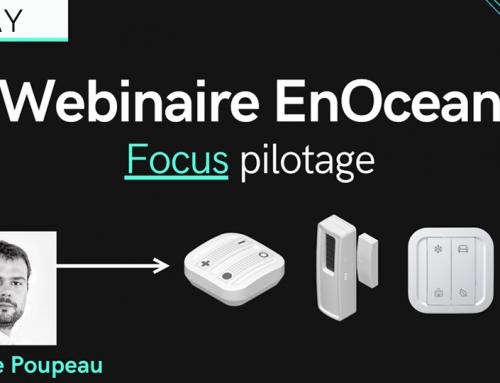 [Webinar] Capteurs et contrôleurs EnOcean – cas pratique